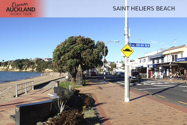 SAINT HELIERS BEACH